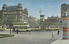 Berlin Photos, Potsdamer Platz, Vintage Architecture, Old City, Berlin Germany, Old Photos, Taj Mahal, Past, Historia