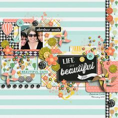 LIFE IS BEAUTIFUL | by Amber LaBau https://the-lilypad.com/store/life-is-beautiful.html LIFE IS BEAUTIFUL POCKET CARDS | by Amber LaBau https://the-lilypad.com/store/Life-is-Beautiful-Cards.html Chocolate Dreams by Two Tiny Turtles http://scrapstacks.com/shop/Chocolate-Dreams.html