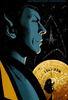Mr .Spock, Star Trek