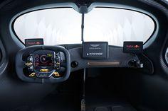 Aston Martin Valkyrie on Behance