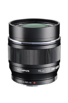 Olympus 75mm f1.8 NERO