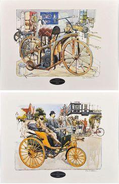 「Ken Dallison drawing」の画像検索結果