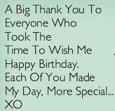 Image Result For Thank You Everybody Birthday Wishes TeenGirlbedroomDecoratingIdeas