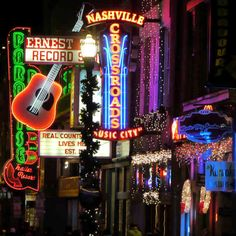 People always ask what they should do while in Nashville. In addition to visiting the Music Row Happy Hour, Thrillist had some pretty cool ideas.