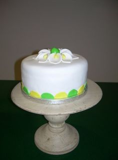 Flowers Cake/ Tarta Calas