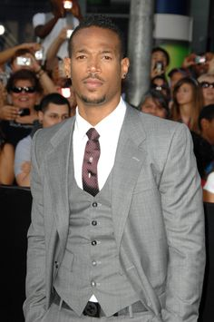 Marlon Wayans A Haunted House ...the new Denzel, lol...he's Hott though :-)