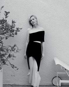 Kirsten Dunst - Instyle magazine UK May 2016