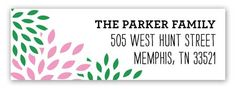 Southern Charm Derby Address Label #Derby #KentuckyDerby