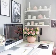 Beautiful Desk Decoration