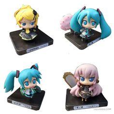 vocaloid dolls |  Action Figures  Anime Figures  PVC Vocaloid Miku Action Figures ...