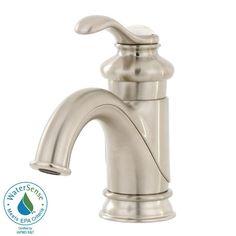 kohler artifacts bathroom faucet in polished chrome bell design