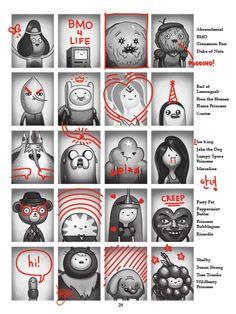 Anuario de Adventure Time