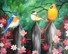 Sun, April 24, 2016 ***NEW ART*** Springtime Wonder