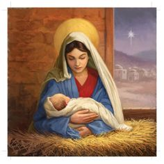 Leading Illustration & Publishing Agency based in London, New York & Marbella. I Love You Mother, Mother Mary, Christmas Art, Christmas Jesus, Virgin Mary Art, Jesus Cartoon, Jesus Christ Images, Mary And Jesus, O Holy Night