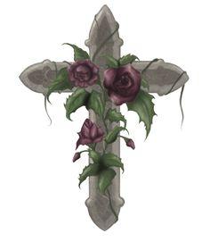 Cross by valsharessa