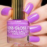 Floss Gloss Lean Nail Polish