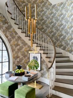 My Tour of the House Beautiful Whole Home Concept House House Beautiful, Beautiful Homes, Entrance Foyer, Concept Home, Stairs, Google Search, Home Decor, House Of Beauty, Entry Foyer