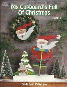 My Cupboard's Full of Christmas Vol. 3 - Linda Patterson - OOP