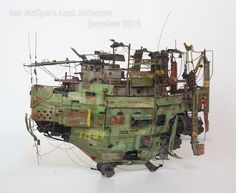 Ian McQue: The Last Airborne