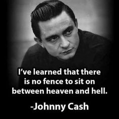 "☯ ""I've learned that there is no fence to sit on between Heaven and Hell."" ~ Johnny Cash ☸  🐉 Survive, Thrive, Inspire, & LYAO❣  ॐ  🌛🌝🌜 ~  Blessed Be 🌹"