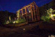 Levend Groen | Kas uit Eigen Huis & Tuin  | Buitenspot MINI SCOPE | Tuinverlichting | Inspiratie