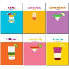 Drink Me More Card Set