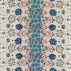 Duralee 21079-215 MULTI Fabric