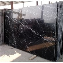 Nero Marquina Limestone From Spain Material Stone