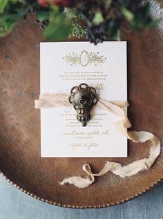 Bella Figura wedding stationery