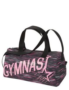 It looks like it can hold a lot of gymnastics stuff so I like to buy it some day