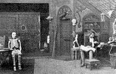 Frankenstein, 1910, Edison Studio