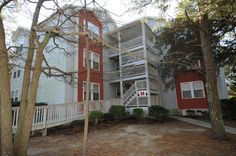 Kill Devil Hills Vacation Rental: Oyster Pointe M-2, 3rd Floor 015 |  Outer Banks Rentals