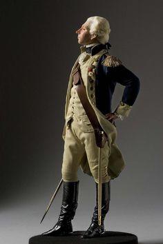 Marquis de Lafayette Portrait by artist-historian George Stuart.Visit Our Site For More Information: http://www.galleryhistoricalfigures.com/figuredetail.php?abvrname=MarqDeLafayette