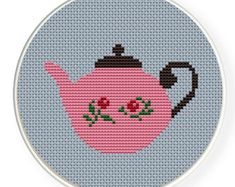 This PDF/JPEGS counted cross stitch pattern available for instant download. ♡♡♡♡♡♡♡♡♡♡♡♡♡♡ SENDING / RECEIVING: Instant Download! The file / link will be sent to your Etsy email address.And the link will be available to download just for 15days .So please save them to your computer as soon as possible. ♡♡♡♡♡♡♡♡♡♡♡♡♡♡ Pattern info: Fabric:Aida 14 Floss:DMC Stitches:74*66 Size:5.29 * 4.71 inches or 13.43* 11.97 cm ♡♡♡♡♡♡♡♡♡♡♡♡♡♡♡♡♡♡♡♡♡♡♡♡♡♡♡♡ SAVE MONEY: Buy 4...