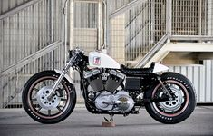XL 1200 custom from Nice! Motorcycles