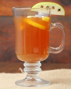 Crown Apple Cider Hot Toddy