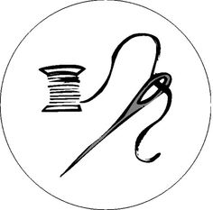 needle and thread - Google Search