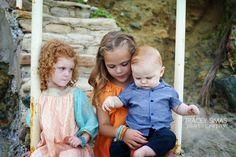 My sweet nieces & nephew