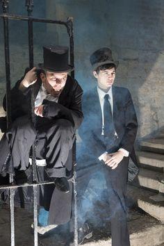 More modern look Horror Tale, Jekyll And Mr Hyde, Robert Louis Stevenson, Gothic Horror, Edinburgh, Over The Years, Acting, Novels, Students