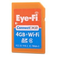 SD card w/ built in WiFi! yes, I want that.