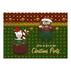 #christmas #invitation