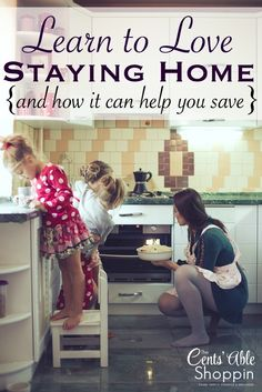 Learn to Love Staying at Home and How it can Help you Save