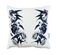 Cushion - Alma Tatuada by Pura Cal Throw Pillows, Products, Cushions, Decor Pillows, Pillows, Decorative Pillows