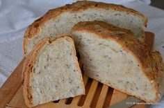 Bread Recipes, Food, Healthy Food, Essen, Bakery Recipes, Meals, Yemek, Eten