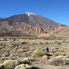 The beautiful El Teide