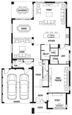 Canberra Home Layout on custom design homes sydney