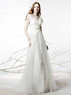 Couture-Brautkleider von Top-Designern | miss solution Bildergalerie - Rochas by IR DE BUNDÓ