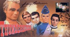 """Thunderbirds (TV series) Who remembers the Thunderbirds?? Thunderbirds is a 1960s British science-fiction television series, created by Gerry and Sylvia Anderson, made by their production company AP Films, and distributed by ITC Entertainment. Filmed between 1964 and 1966, it was produced using a mixed method of marionette puppetry and scale-model special effects termed """"Supermarionation"""".."""