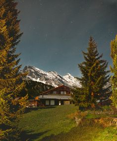 Gimmelwald mountain hostel, Switzerland