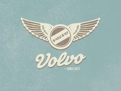 striking retro logos